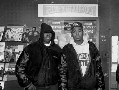 Photograph - Epmd In Chicago by Raymond Boyd