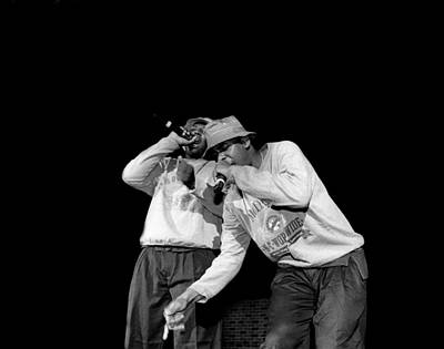Photograph - Epmd Live In Chicago by Raymond Boyd