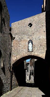 Photograph - Erice 10 by Andrew Fare