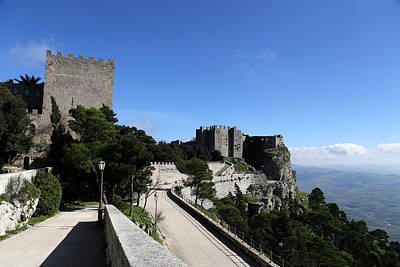 Photograph - Erice 7 by Andrew Fare