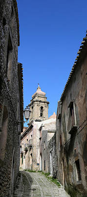 Photograph - Erice 9 by Andrew Fare