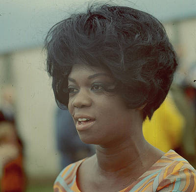 Photograph - Ernestine Anderson by David Redfern