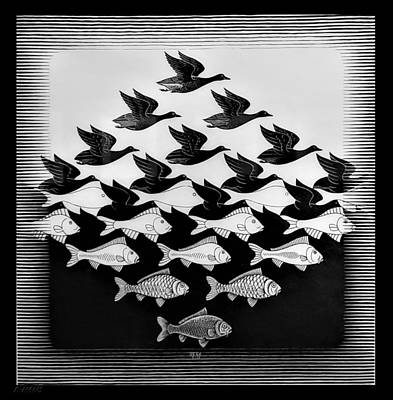 Surrealism Royalty Free Images - Escher 115 Royalty-Free Image by Rob Hans