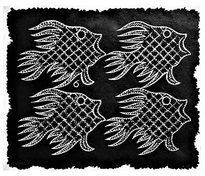 Recently Sold - Surrealism Royalty Free Images - Escher 78 Royalty-Free Image by Rob Hans