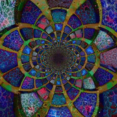 Digital Art - Estuarial by Nick Heap