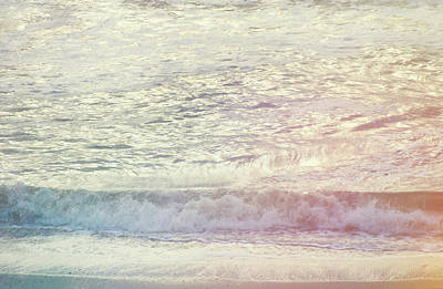 Design Turnpike Books Rights Managed Images - Ethereal Summer Morning #mixedmedia #beach Royalty-Free Image by Andrea Anderegg