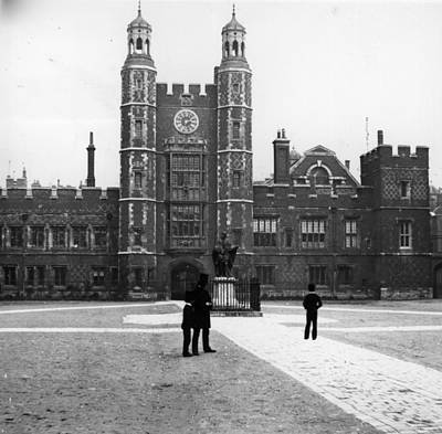 Photograph - Eton College by Hulton Archive