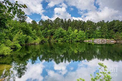 Photograph - Euchee Creek Park - Grovetown Trails Near Augusta Ga 1 by Sanjeev Singhal