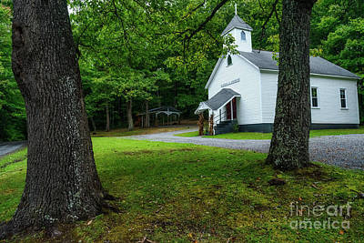 Photograph - Eureka Church  by Thomas R Fletcher