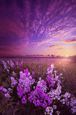 Photograph - Even Now And Until Then by Phil Koch