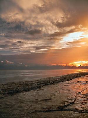 Photograph - Evening At Sanibel by Perry Correll