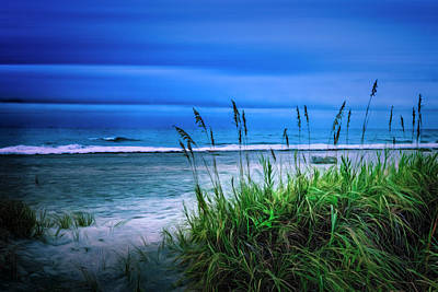 Photograph - Evening Dune Dreams by Debra and Dave Vanderlaan