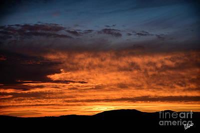 Photograph - Evening Skys by Alana Ranney