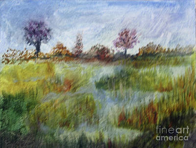 Painting - Everglade Study 2 by Donna Walsh