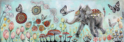 Painting - Every Little Thing by Manami Lingerfelt