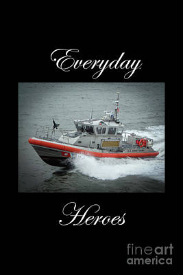 Photograph - Everyday Heroes by Judy Hall-Folde