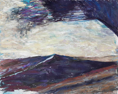 Painting - Expanse by Becky Chappell