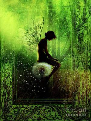 Fantasy Digital Art - Expectations by Shanina Conway