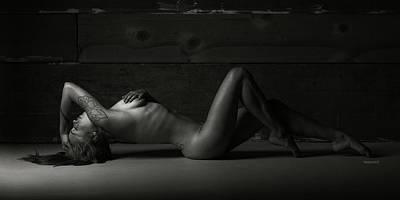Photograph - Exposed by Craig Burgwardt