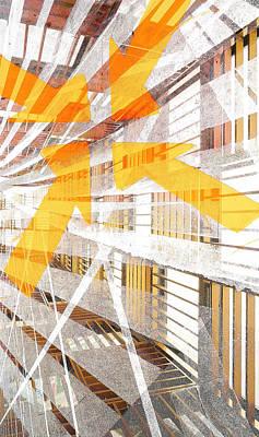 Digital Art - Exposure by Payet Emmanuel