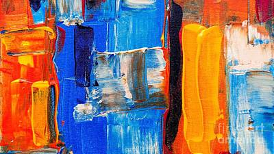 Halloween Movies - Expressionism Pastel Painting Ultra HD by Hi Res