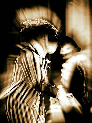 Photograph - Extase De La Danse by Jorg Becker