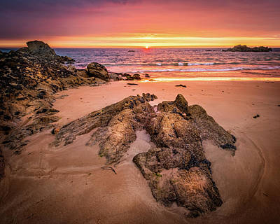 Photograph - Fading Light by Peter OReilly