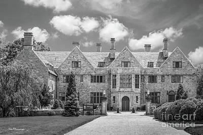 Photograph - Fairfield University Bellarmine Hall by University Icons