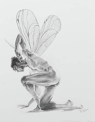 Painting - Fairy Dancer by Marc DeBauch