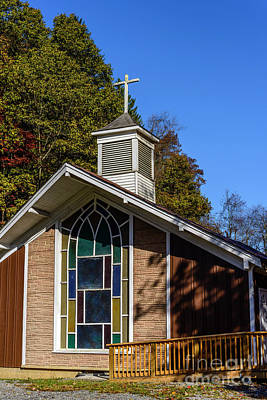 Photograph - Faith Chapel Church by Thomas R Fletcher