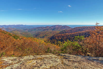 Photograph - Fall Beauty At Preachers Rock by Keith Smith