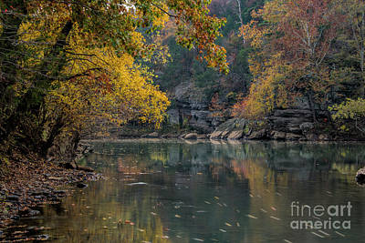 Photograph - Fall In Arkansas by Joe Sparks
