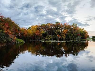 Digital Art - Fall In Delaware by Don Wright