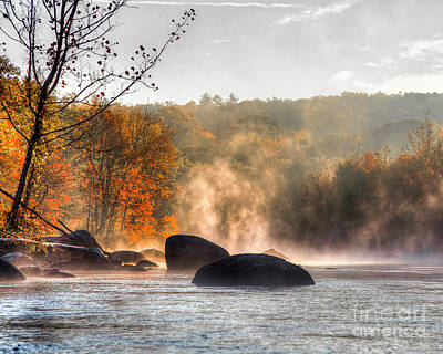 Photograph - Fall Spirits by Tom Cameron