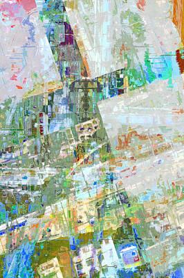 Digital Art - Fallen by Payet Emmanuel