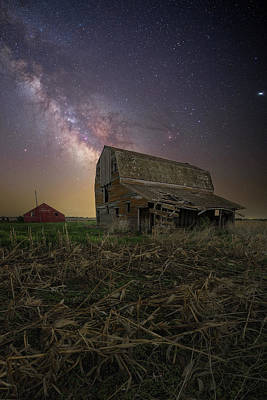 Photograph - Falling Down  by Aaron J Groen