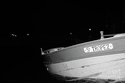 Photograph - Famous Boat by Tom Vandenhende