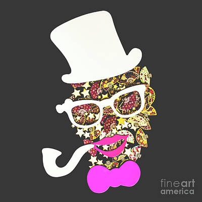 Photograph - Fanfare The Clown by Jorgo Photography - Wall Art Gallery
