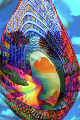 Digital Art - Fantasy Kingdom by Lisa Yount