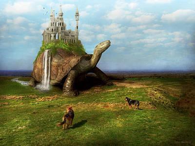 Mike Savad Fantasy Magical Wall Art