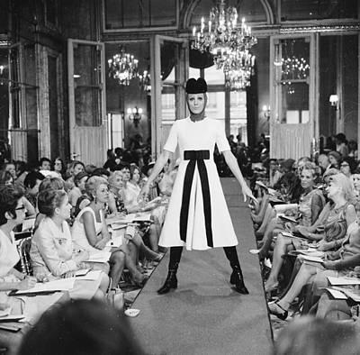 Photograph - Fashion Show by Reg Lancaster
