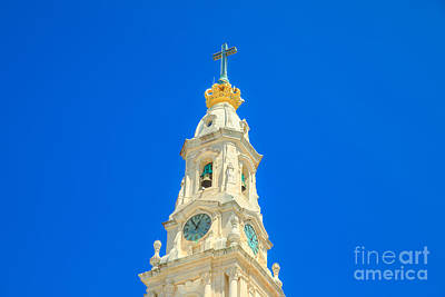 Photograph - fatima Bell Tower by Benny Marty