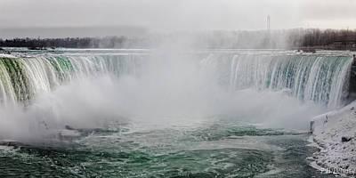February At The Falls Original