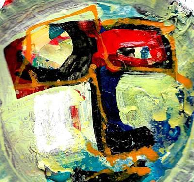 Painting - Feelen' Good by Jack Loeb