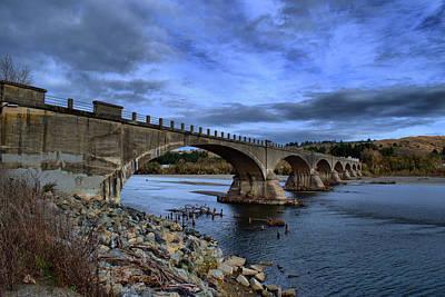 Photograph - Fernbridge Bridge by Debra Herman