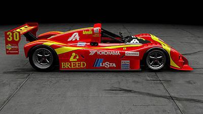 Photograph - Ferrari 333 Sp - 01 by Andrea Mazzocchetti