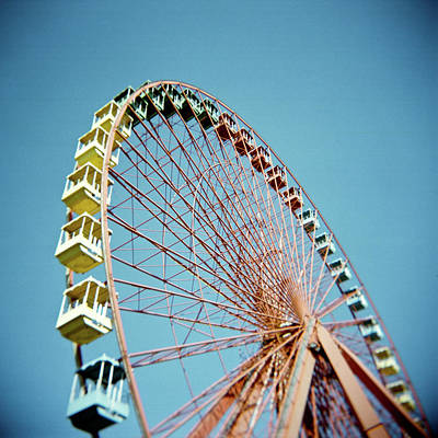 Photograph - Ferris Wheel by Kai Godehusen