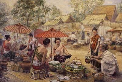 Festive Marketplace Original