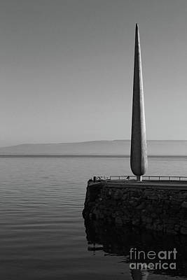 Spot Of Tea Royalty Free Images - Fid Monument Donegal Royalty-Free Image by Eddie Barron