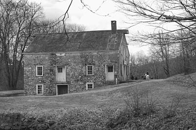 Photograph - Smith's Store On The Hill - Waterloo Village by Christopher Lotito